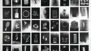 'Alphabet of Common Objects, 1975-79': An eye that's different from our ours. (Photo: Estate of Pati Hill.)