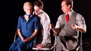 Tuomanen (left), Anthony, Beschler: No spoiler alert needed. (Photo: Dave Sarrafian.)