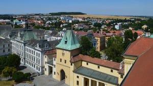 Anne Schuster Hunter talks about early Baroque music in Kroměříž. (Photo retrieved via Wikimedia Commons)