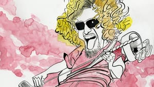 Mr. Hagar's golfing serves as a metaphor of a postmodern entropy. (Illustration for BSR by Mike Jackson of alrightmike.com)