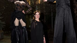 Clüb 13 is an annual party that defies superstition at the Mütter Museum. (Photo courtesy of the Mütter Museum.)
