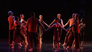 The Koresh Dance Co. ensemble steps to impress. (Photo by Pete Checchia.)