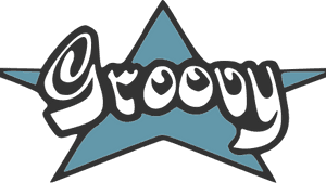 500px Groovy logo