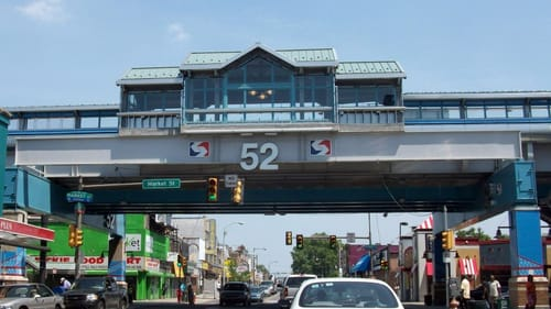52nd Street, aka 'The Strip,' was once the entertainment heart of West Philadelphia. (Photo retrieved via Wikimedia Commons.)