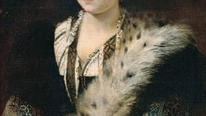 Piffaro will play music of the court of Isabella d'Este with the Newberry Consort. (Portrait retrieved via Wikimedia Commons)