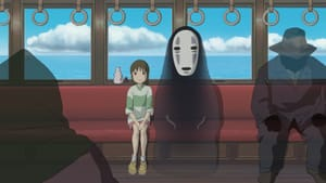 Hayao Miyazaki's classic 'Spirited Away' screens this weekend. (Image courtesy of Bryn Mawr Film Institute)