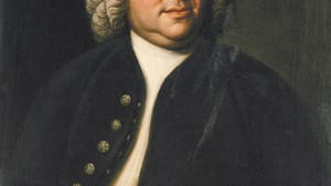Part of PCMS's offering features two Bach inventions. (Image by Elias Gottlob Haussmann.)