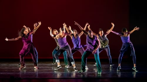 'Lazarus' included the crowd-pleasing moves that made Rennie Harris famous. (Photo by Paul Kolnik.)