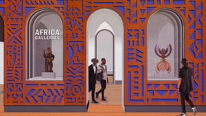 Penn Museum opens a variety of exhibits and events for Black History Month. (Image courtesy of the Penn Museum.)
