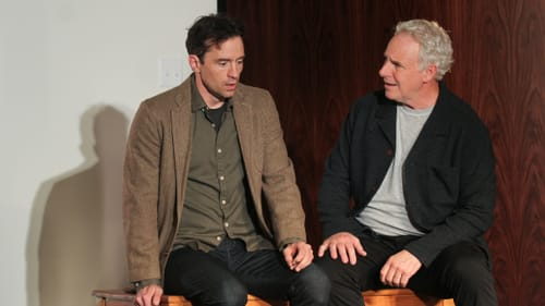 No easy answers about nature versus nurture: Nathan Darrow and John Dossett in 'A Number.' (Photo by Paola Nogueras.)