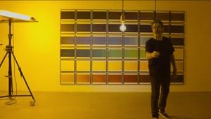 Illustrating the impact of color: Danish artist Olafur Eliasson on Netflix's 'Abstract.' (Image courtesy of Netflix.)