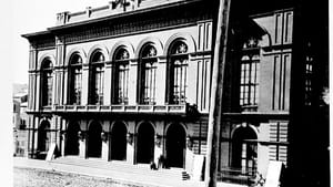 The Academy of Music in 1870.
