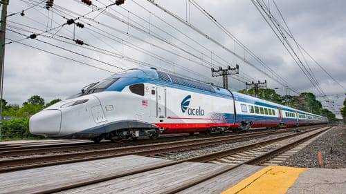 Is it Covid-safe? That depends. (Image courtesy of Amtrak.)