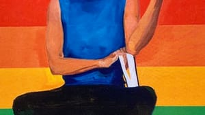 'Rosie the Riveter' by Amy Martin. (Image courtesy of William Way LGBT Center.)