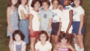 Before Penn, Villanova, and Cornell: An Nichols at summer camp. (Image courtesy of the author.)