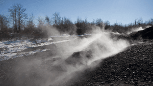 In <em>'Angels Burning,'</em> secrets rise like Centralia's smoke. (Photo by Cole Young via Creative Commons/Flickr)