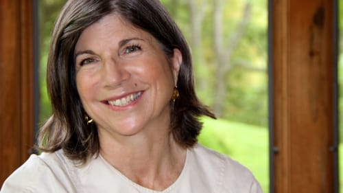 Anna Quindlen shares the wisdom she gained through her own mistakes. (Photo by Maria Krovatin.)