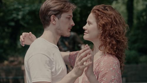 Must we give up who we are to experience love? Tyler Phillips and Zina Zinchencko in 'Aviva.' (Image courtesy of Outside Productions.)