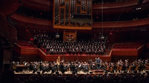 The Philadelphia Orchestra and the Westminster Symphonic Choir capture Bach's musical DNA, but what about the spirit? (Photo by Jessica Griffin.)