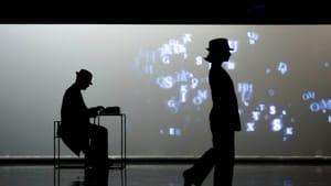 Choreography isn't just dance: Ballet Jazz de Montréal's 'Dance Me' pays tribute to Leonard Cohen. (Photo by Thierry du Bois.)