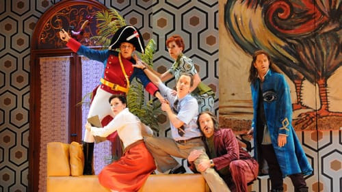 Watch 'The Barber of Seville' in your PJs if you want to. (Image courtesy of Opera Philadelphia.)