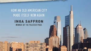 A must-read for people interested in design, urban planning, and Philly politics. (Image courtesy of Rutgers University Press.)