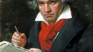 The Mendelssohn Club celebrates Beethoven's 250th birthday on Saturday. (Image via Wikimedia Commons.)