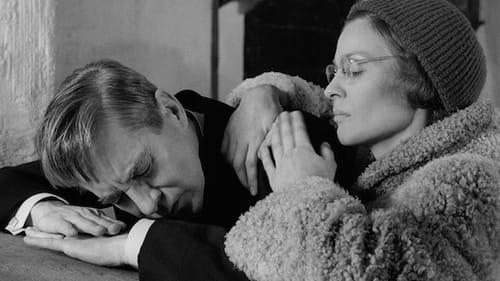 'Winter Light' examines a typically heavy Bergman subject: loss of faith. (Photo courtesy of Lightbox Film Center.)