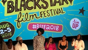 Terence Nance's HBO series was a standout at this year's BlackStar Film Festival. (Photo courtesy of BlackStar.)