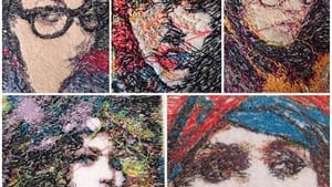 A sampling of work by Bonnie MacAllister. Image courtesy of the artist.