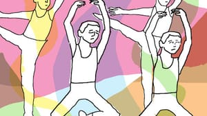 We know what boys do for dance, but what does dance do for boys? (Illustration by Hannah Kaplan for BSR.)