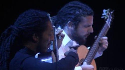 Enhancing their stellar reputation: guitarists João Luiz and Douglas Lora. (Image courtesy of the artists.)