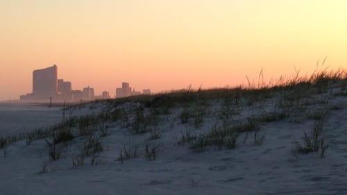 Sunset on my favorite place. (Photo by Alaina Johns.)
