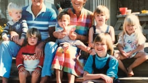 When goodbye was a long way away: Alaina and her family at the shore. (Image courtesy of the Johns family.)