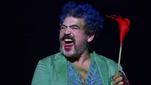 Just the right amount of spritely otherworldliness: Miltos Yerolemou as Puck. (Photo by Kelly & Massa for Opera Philadelphia.)