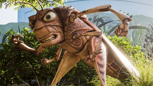 Disney's 'A Bug's Life' aces both emotional and surface tension. (Image by Norm Lanier via Creative Commons/Flickr)