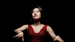 Ching-Yun Hu is the artistic director of PYPA and is the genius behind the online festival. (Photo by Te-Fang Wang.)