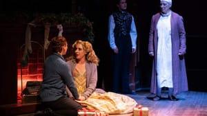 A wealth of Dickens-worthy talent: Liz Filios, Michaela Schuchman, Sarah Gliko, and Mary Martello in DTC's 'Christmas Carol.' (Photo by Matt Urban.)