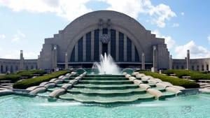 Art Deco grandeur: Cincinnati's Museum Center is a repurposed train terminal. Photo by wrightbrosfan, via Flickr/Creative Commons.