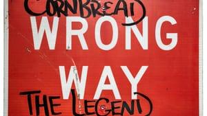 The graffiti pioneer himself: Cornbread, the legend. (Image courtesy of Paradigm Gallery + Studio.)