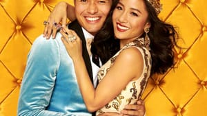 Henry Golding and Constance Wu might be carrying the future of Asian-American-led film on their crazy attractive shoulders. (Image via IMDB.com.)