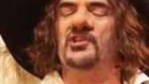 Hissom as Cyrano: A complex character in a modern idiom.