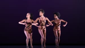 Women of color as warriors for change: Dance Theater of Harlem's Alison Stroming, Lindsey Croop and Ingrid Silva. (Photo by Rachel Neville.)