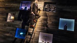 Calling 'Derek DelGaudio's In & Of Itself' a one-man show would be an understatement. (Photo by Matthew Murphy.)