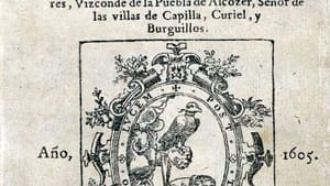 Tempesta's music captured Miguel de Cervantes's dubious steed and the donkey. (Image via Wikimedia Commons.)