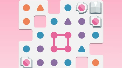 Highly recommended: the irresistible puzzle-world of 'Dots & Co.' (Image courtesy of Playdots.)