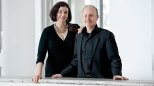 Gwyn Roberts and Richard Stone will be performing with Annenberg virtually this weekend. (Photo courtesy of Roberts and Stone.)