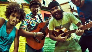 The guys of El Caribefunk take on Philly's summer music scene. Image courtesy of the band.