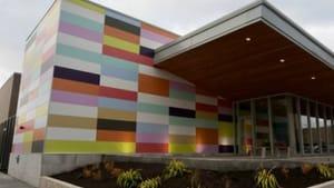 The new El Corazón Cultural Center. (Photo by Simón Bolívar.)