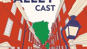 'The Alley Cast' podcast is an ambitious project telling the history of Elfreth's Alley. (Photo courtesy Elfreth's Alley Museum.